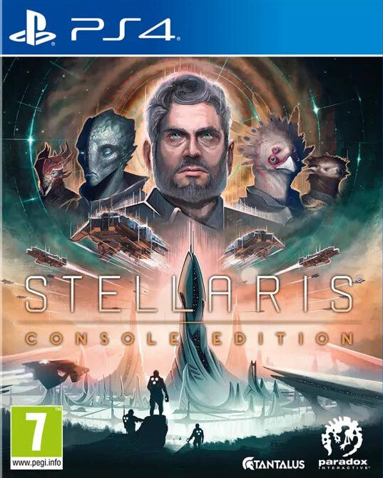Stellaris - Console Edition (PS4)