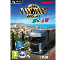 Euro Truck Simulator 2: Itálie (PC) - PC 8592720123593