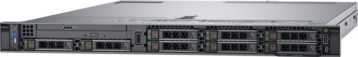 Dell PowerEdge R640 /G5115/32GB/1x300GB SAS/750W/Bez OS/
