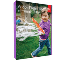Adobe Premiere Elements 2019 CZ
