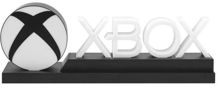 Lampička Xbox - Logo, USB