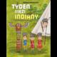 Kniha Týden mezi indiány