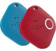 FIXED lokátor Smile Pro, 2ks, modrá/červená 500 Kč sleva na příští nákup nad 4 999 Kč (1× na objednávku)