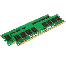 Kingston 16GB (2x8GB) DDR4 2400 CL17 CL 17 - KVR24N17S8K2/16