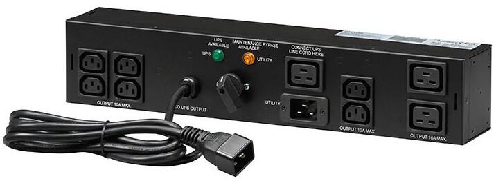 Legrand externí manuální BYPASS pro UPS Daker DK 1000-3000