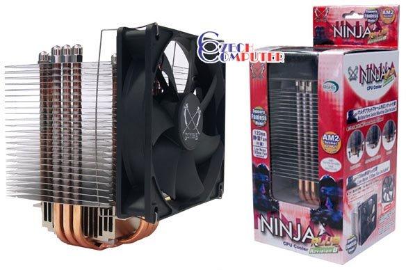 Scythe SCNJ-1100P Ninja Plus Cooler Rev.B