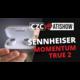 Peckový pecky - Sennheiser Momentum True 2 Wireless | CZC vs AtiShow #41