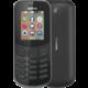 Nokia 130, Dual Sim, černá