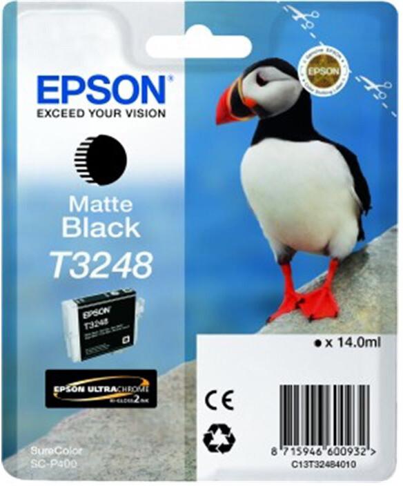 Epson T3248, matte black
