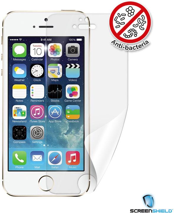 Screenshield ochranná fólie Anti-Bacteria pro iPhone SE