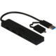 i-Tec USB 3.0 Slim HUB 3 Port + Card Reader and OTG Adapter