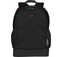 "WENGER QUADMA -16"" batoh na notebook, černá - 610202"