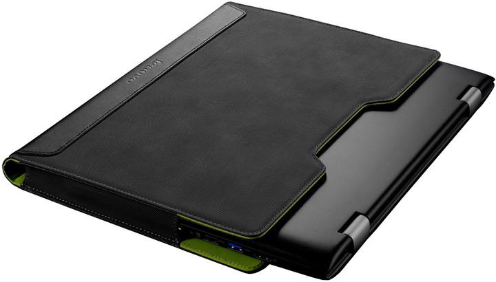Lenovo Yoga 500/510-15 Slot-in Sleeve, černá