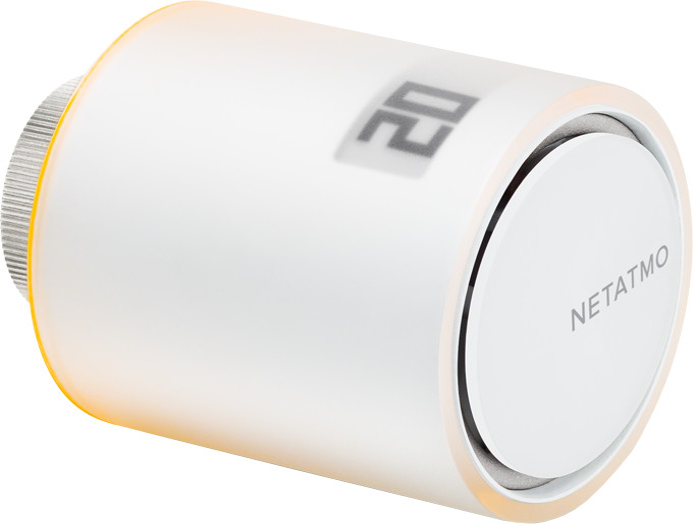 Netatmo Single Valve - termostatická hlavice
