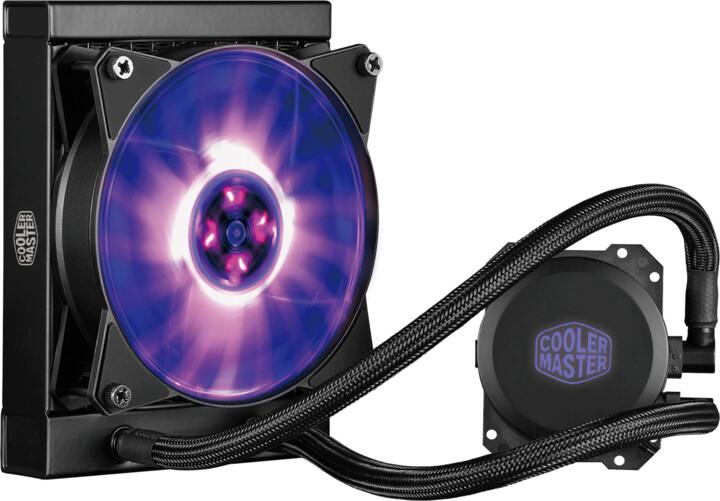 Cooler Master MasterLiquid ML120L RGB, vodní chlazení