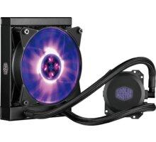 CoolerMaster MasterLiquid ML120L RGB, vodní chlazení MLW-D12M-A20PC-R1