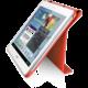 Samsung polohovací pouzdro EFC-1H8SOE pro Galaxy Tab 2, 10.1 (P5100/P5110), oranžová