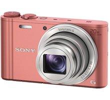 Sony Cybershot DSC-WX350, růžová - DSCWX350P.CE3