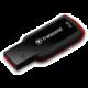Transcend JetFlash 360 4GB, černo/červená
