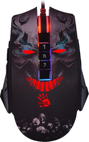 A4tech Bloody P85 Skull, Core 3, černá