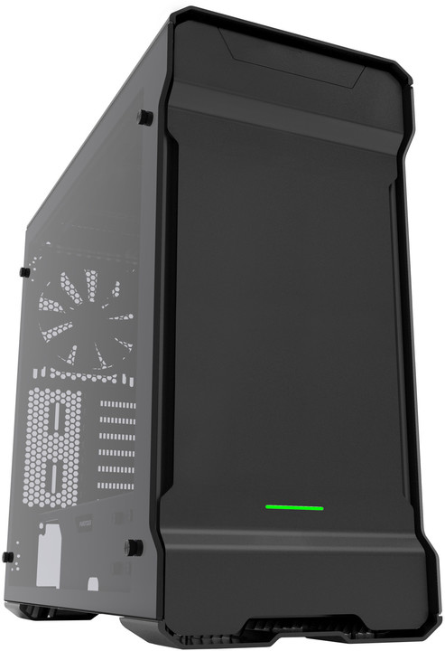 PHANTEKS Enthoo Evolv ATX, Tempered Glass, černá