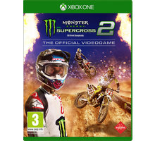 Monster Energy Supercross – The Official Videogame 2 (Xbox ONE) - 8059617109059