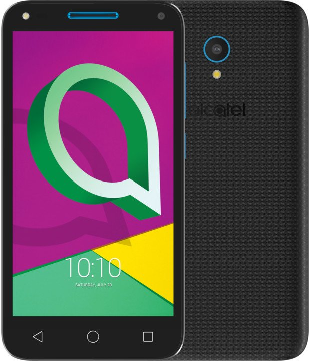 ALCATEL U5 3G 4047D, modrá