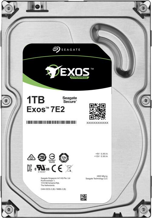 """Seagate Exos 7E8, 3,5"""" - 1TB"""