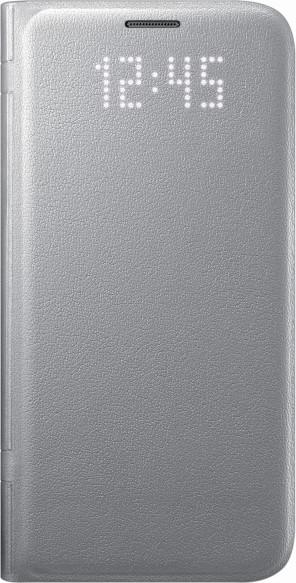 Samsung EF-NG930PS LED View Cover Galaxy S7,Silver