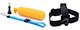 Čelenka, plovoucí ruční držák a náhradní baterie v ceně 1350 Kč