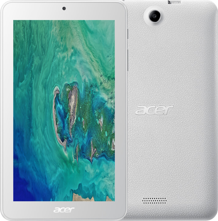 Acer Iconia One 7 (B1-7A0-K9Q6) - 16GB, bílá