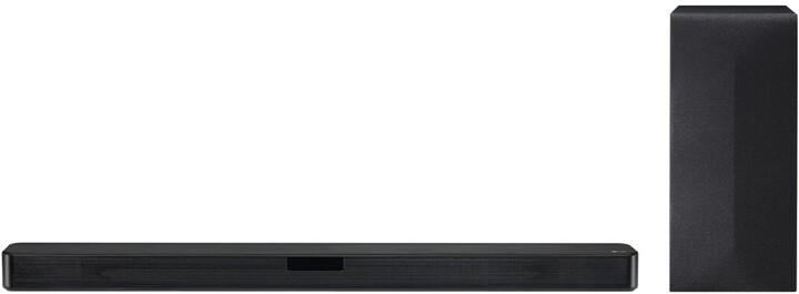 LG SN4, 2.1, černá