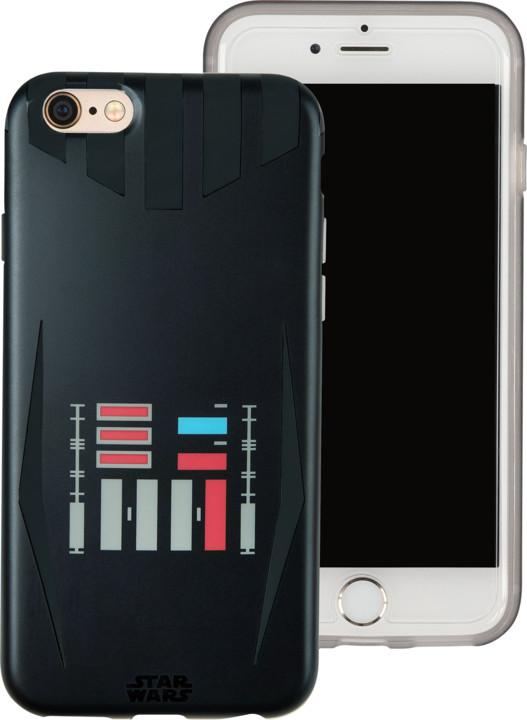 Tribe Star Wars Darth Vader pouzdro pro iPhone 6/6s - Černé
