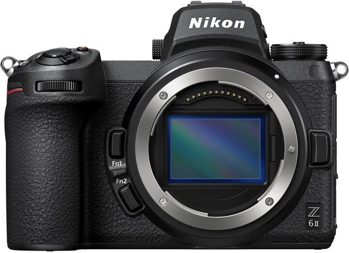 Nikon Z6 II tělo, černá