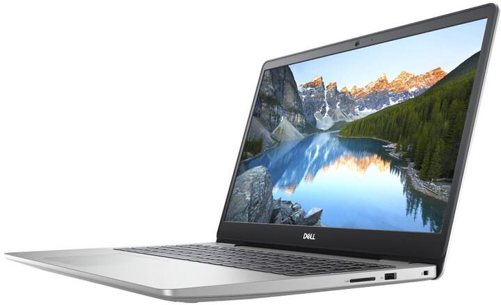 Dell Inspiron 15 (5593), stříbrná