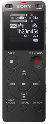 Sony ICD-UX560, 4GB, černá