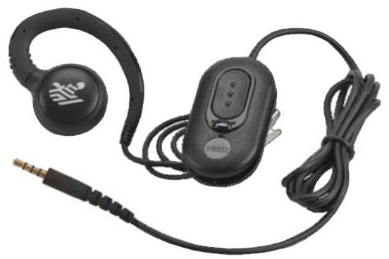 Zebra - VoIP, 3,5mm, PTT+, pro EC30