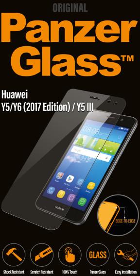 PanzerGlass Standard pro Huawei Y6 (2017), čiré