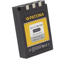 Patona baterie pro Olympus Li-12B / Li-10B 900mAh - PT1029