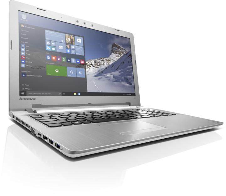 Lenovo IdeaPad 500-15ISK, bílá