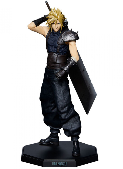 Figurka Final Fantasy VII Remake - Cloud Strife