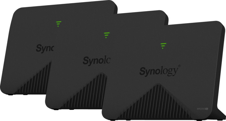 Synology MR2200ac Mesh router, sada II.