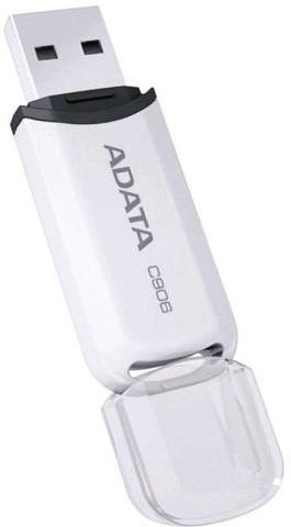 ADATA Classic C906 32GB bílá