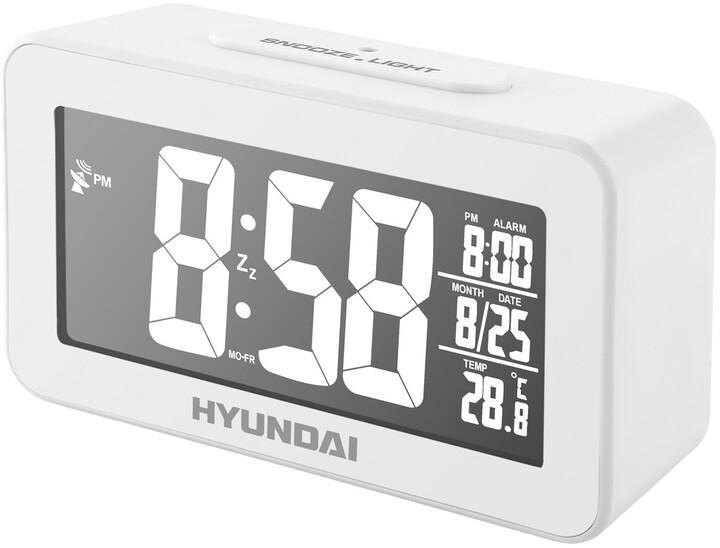 Hyundai AC 321, bílá
