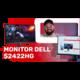 9 minut, které už vám nikdo nevrátí   Pedro testuje prohnutý herní monitor Dell S2422HG