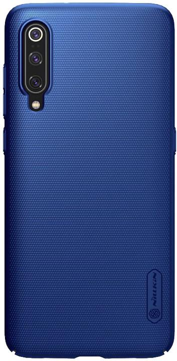 Nillkin Super Frosted zadní kryt pro Xiaomi Mi9, modrá