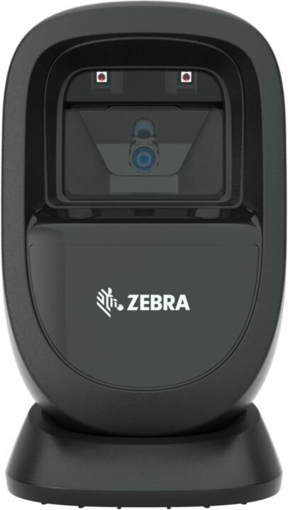 Zebra DS9308 2D snímač, SR, muliti-IF, kit (USB) kabel, černá