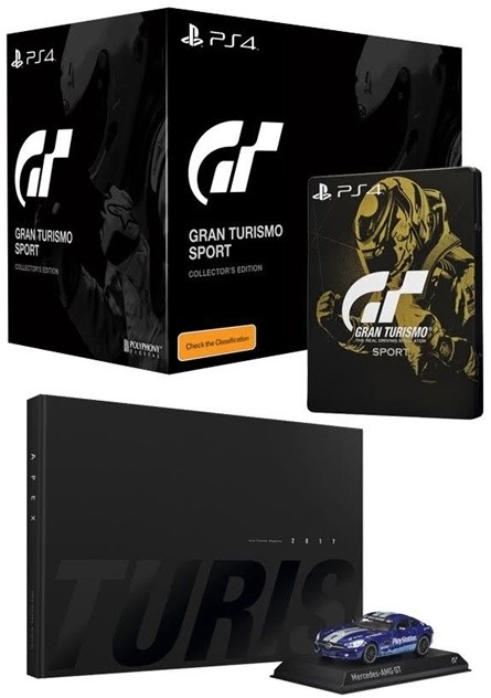 Gran Turismo Sport - Collector's Edition (PS4)