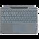 Microsoft klánesnice s perem pro Surface Pro X, CZ&SK, platinová