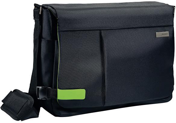 """Leitz Smart Traveller, brašna na notebook 15.6"""", černá"""